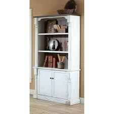 2 Shelf Bookcase With Doors White Bookcase With Doors Ikea Billy Bookcase White With Doors