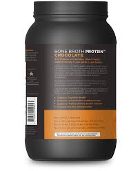 Joint Comfort Dietary Supplement Bone Broth Protein Chocolate Ancient Nutrition