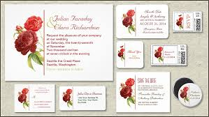 Red Wedding Invitations Read More U2013 Red Roses White Wedding Invitations Wedding