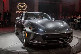 mazda car images 5 things to know about the 2017 mazda mx 5 miata rf automobile