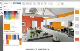 simulateur couleur cuisine gratuit stilvoll simulateur couleur deco avec peinture cuisine idees et on
