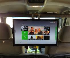 put a 19in tv and game console in your car 16 steps with pictures