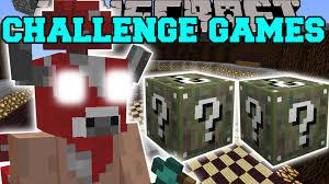 Challenge Minecraft Minecraft Minoshroom Challenge Lucky Block Mod Modded