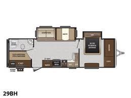 Keystone Rv Floor Plans Keystone Rv Fifth Wheels And Travel Trailers For Sale Near