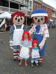 Raggedy Ann Andy Halloween Costumes Adults Special September 7 U2013 Raggedy Ann U0027s Birthday