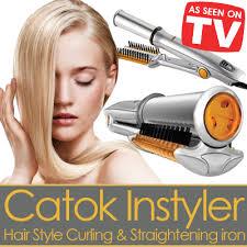 Catok Rambut Murah catok instyler 2 in 1 catok rambut berkualitas dan murah