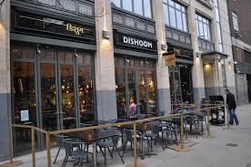 family restaurants covent garden restaurant review dishoom rookie creative