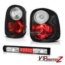 2001 Ford F150 Tail Lights 1997 2003 F150 Signal Headlights Lamp Red Smoke Tail Lights Chrome