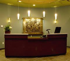 Small Salon Reception Desk by Things On Beauty Salon Reception Desk Awesome Storage Remodelling