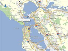 San Francisco Street Map by Tramsoft Gmbh Garmin Mapsource Usa English