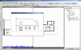 visual building tutorial elevation views youtube