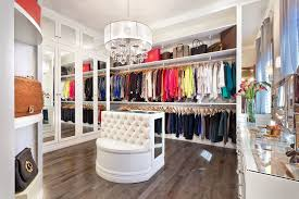 Closet Chandelier Closet Transitional With Chandelier Contemporary Wall Shelves