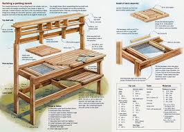 Woodworking Workbench Top Material by 25 Best Building A Workbench Ideas On Pinterest Diy Garage