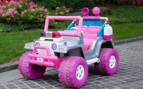 kids barbie jeep we got our cruisin u0027 tunes barbie jeep for 35 description from