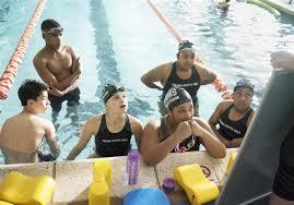 hill district swim team making a splash pittsburgh post gazette