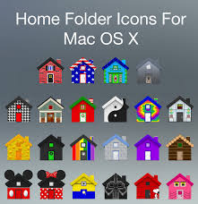 home folder icons by mferis on deviantart