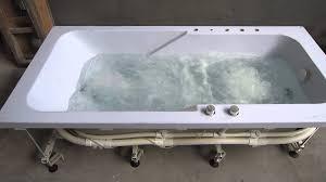 Jacuzzi Tub Jacuzzi Bathtub Leakage Test Youtube
