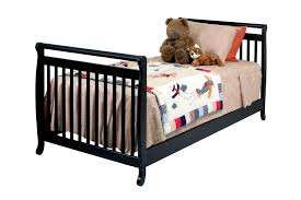Mini Crib Baby Bedding by Emily 2 In 1 Mini Crib And Twin Bed Davinci Baby