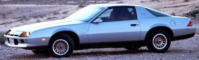1986 camaro berlinetta for sale 1982 chevrolet camaro berlinetta tons of sophisticated european