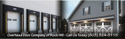 Overhead Door Model 610 Overhead Door Brochures Overhead Door Company Of Rock Hill