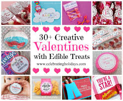 edible treats valentines with edible treats celebrating holidays