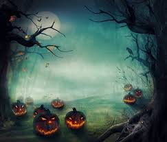 green repeating halloween background spooky halloween backgrounds desktop clipartsgram com