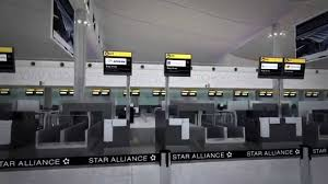 Heathrow Terminal 3 Information Desk Heathrow Terminal 2 Flythrough Video Youtube