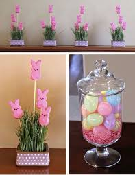 Easter Decorations Peeps by 556 Best Easter Decorations Images On Pinterest Easter Ideas