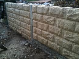 decorative block walls best 25 decorative concrete blocks ideas on