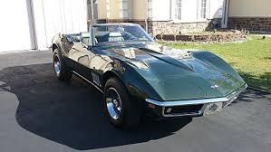 1969 convertible corvette 1969 chevrolet corvette classics for sale classics on autotrader