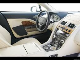 aston martin dashboard 2010 aston martin rapide silver blonde interior dashboard view