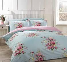 Tartan Flannelette Duvet Cover 100 Brushed Cotton Flannelette Bedding Quilt Duvet Cover Cosy