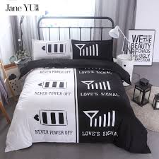 White Bed Set Queen Online Get Cheap Black King Bed Aliexpress Com Alibaba Group