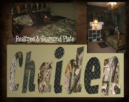Hunting Themed Home Decor by The Funky Letter Boutique How To Decorate A Boys Room In A