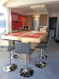 planche bar cuisine bar table cuisine table bar cuisine design finest sanstache cuisine