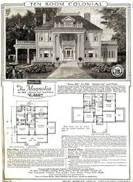 english cottage home plans 1920s house plans sears magnolia catalog image modern interior