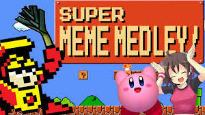 Meme Medley - super meme medley 8 bit remixes youtube