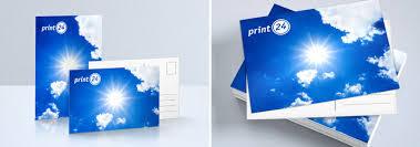 postkarten designen postkarten drucken lassen grußkarten selbst gestalten print24