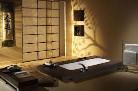 wooden home decor interior astounding japanese bathroom interior home decor using