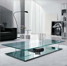Square Glass Coffee Table by Coffee Table Contemporary Glass Coffee Table Adding More Style