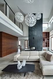Modern Home Interiors Pictures Spacious Modern Home With A Natural Feel Digsdigs