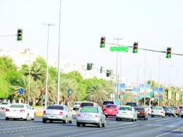 do traffic lights have sensors smart traffic light system launched in abu dhabi emirates 24 7