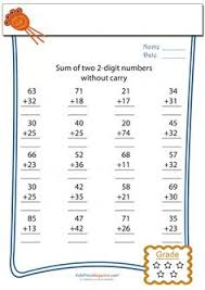 double digit multiplication with regrouping two digit