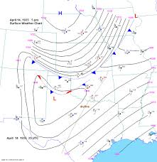 Cold Front Map 82nd Anniversary Of April 1935 Dust Storm Black Sunday