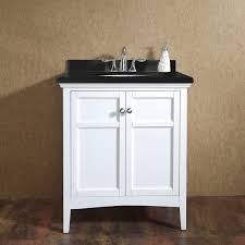 30 Inch Bathroom Vanity With Sink by Ove Decors Campo 30 Inch Single Sink Bathroom Vanity With Granite