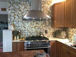 beige glass tile backsplash kitchen home depot beige glass subway
