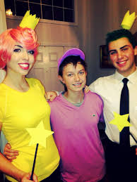 fairly odd parents wanda timmy and cosmo creative group