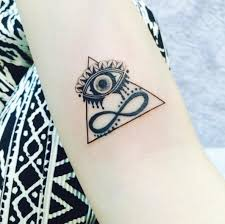 evil eye tattoo ideas popsugar beauty australia