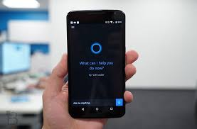 cortana android hey cortana voice activation arrives on android