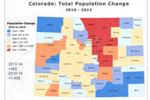 map of colorado by population about garfield county colorado
